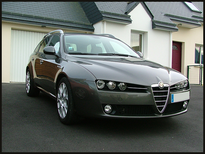 sundae alfa romeo 159 sw selective votre voiture. Black Bedroom Furniture Sets. Home Design Ideas