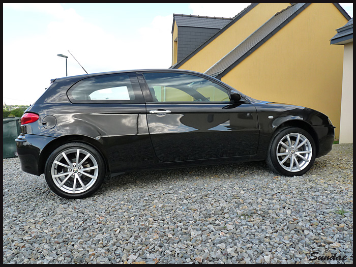 2008 Alfa Romeo 147 TI photo - 1
